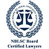 NBLSC- Board Certified Lawyers Logo